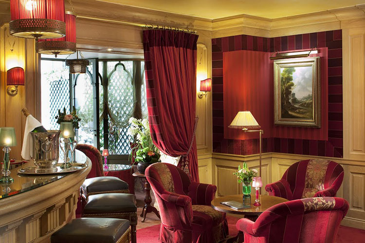 Hotel Chambiges Elysees Paris Official Site 4 Star